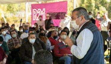 La unidad permitirá construir la victoria en el proceso electora del 2021: Raúl Morón