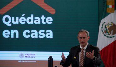 López-Gatell justifica su viaje a la playa en pandemia