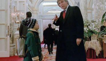 """Macaulay Culkin se suma a la petición para eliminar a Trump de """"Mi pobre angelito"""""""