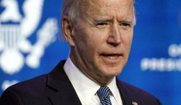 Más 20 mil soldado para evento de juramento de Joe Biden