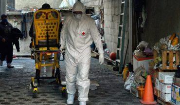 México registra 1,314 muertes COVID; tendencia de casos aumenta 8%