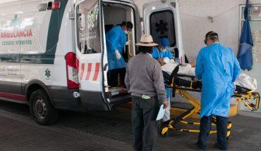 México suma 15 mil casos de COVID y llega a 136 mil 917 muertes