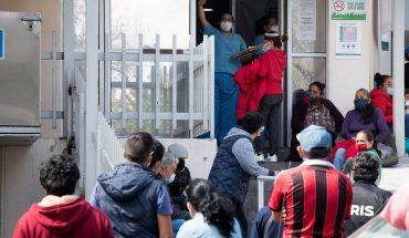 Por segundo día México registra más de 20 mil casos de COVID