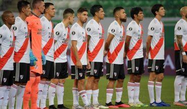 River iguala 0 a 0 ante Palmeiras en el Allianz Parque