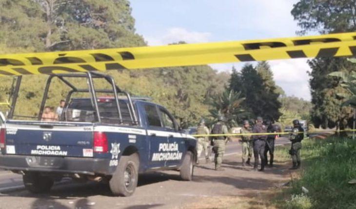 Sargento Segundo de Operaciones Especiales es hallado sin vida y baleado en Múgica, Michoacán
