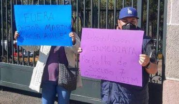 Trabajadores de la Universidad Indígena piden auditoría a la institución