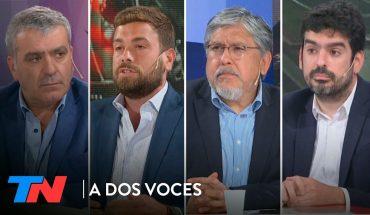 ¿Economía o Salud? José Cano, Lucas Delfino, Chino Navarro y Juan Valdés en EL DEBATE EN A DOS VOCES