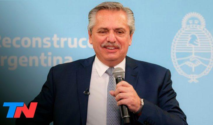 Alberto Fernández anunció que el DISPO seguirá hasta el 31 de enero