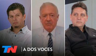 Argentina, al filo de las 45 mil muertes: la palabra de los profesionales de la salud en A DOS VOCES