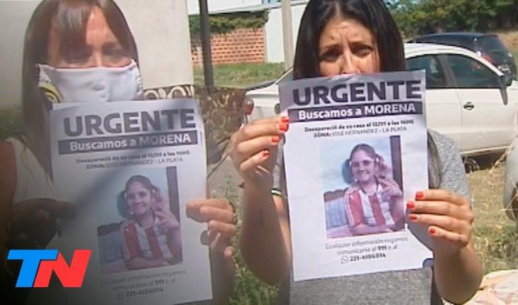 """Buscan a Morena Gastañaga, de 13 años. Su tía: """"Si la ven, avisen a la policía"""""""