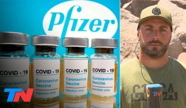 Pfizer vacunará en la Argentina a los voluntarios que recibieron placebo: en primera persona