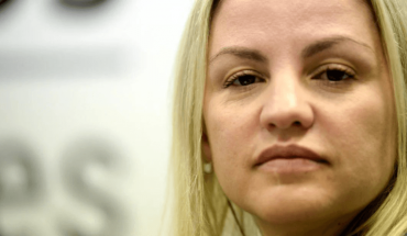 Carolina Epiparo was assaulted by motochorros in the early hours of New Year's Eve
