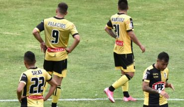 Coquimbo UK to ask to have the match suspended against Curicó Unido