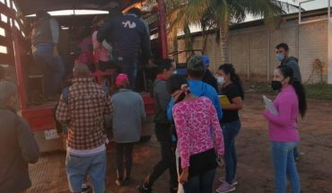 Day laborers call for authorities to open Teacapán hostel, Escuinapa