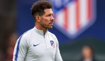 Diego Simeone was voted best coach of the decade by IFFHS