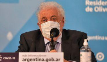 Ginés González García spoke about Sputnik V vaccine response