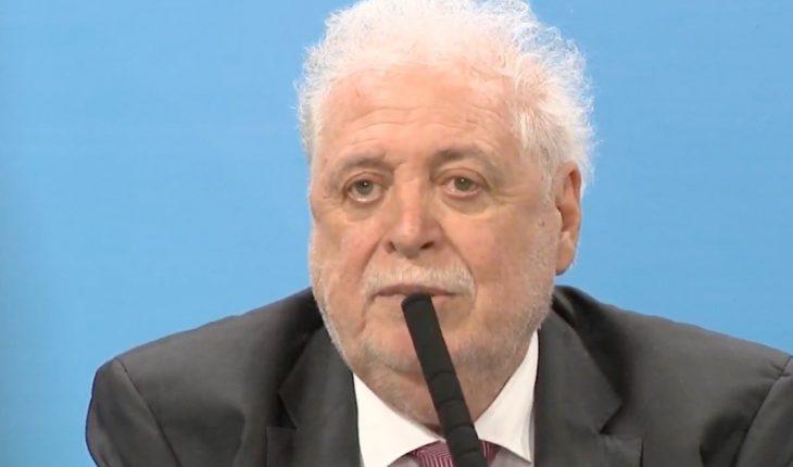 "González García: ""We have more than 51 million doses insured"""