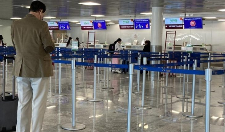 If you stayed with An Interjet ticket this you should do