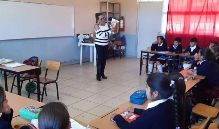 In Michoacán 70 percent of teachers are stressed about preparing online classes