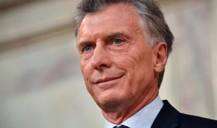 In his new year-end message, Mauricio Macri again criticized the Government