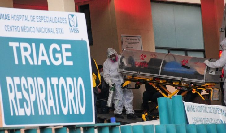 Mexico breaks record with 16,468 new COVID cases and 999 deaths