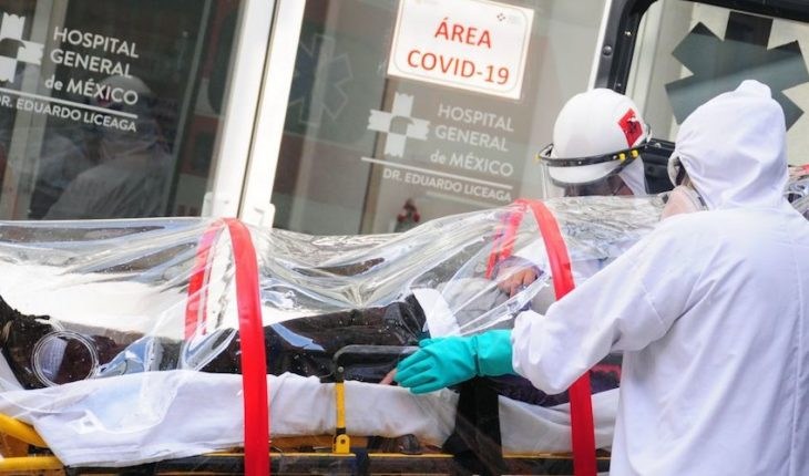 Mexico exceeds 134,000 COVID deaths; lethality is 8%