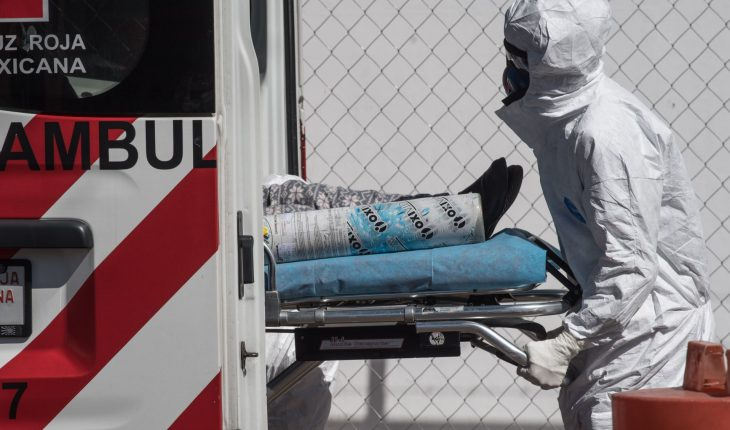 Mexico records 1,470 COVID deaths and 20,000 more cases in a day