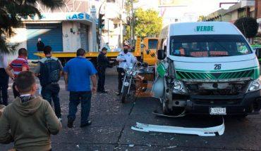 Accidente múltiple en la Chapultepec Norte de Morelia deja 8 heridos