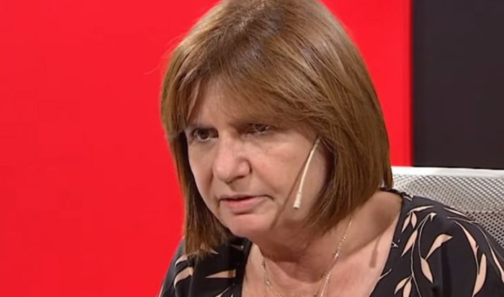"""Patricia Bullrich: """"Teacher who doesn't go, will have to be replaced"""""""