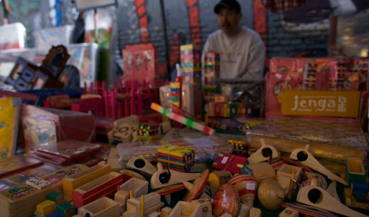 Starts Morelia Government operational for sale of toys on Kings Day