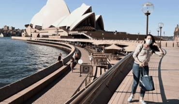 Sydney forces its inhabitants to wear masks in enclosed places