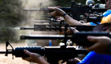 The National Rifle Association in the US has not been able to do so. U.S. goes bankrupt