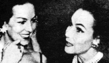 The rivalry between Maria Felix and Dolores del Río for fame
