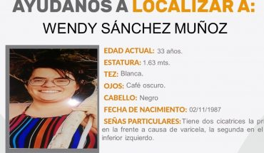 They report disappearance of young man going from Nayarit to Jalisco