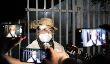 Activista denuncia en FGR agresión en protesta contra Félix Salgado