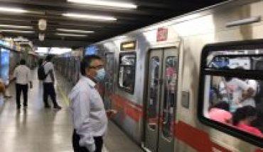Alcalde de San Miguel presenta recurso de protección contra Metro de Santiago por falta de medidas sanitarias