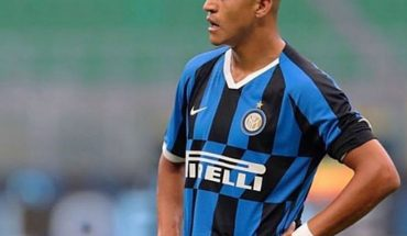 Alexis anotó 4 tantos en goleada del Inter en partido amistoso