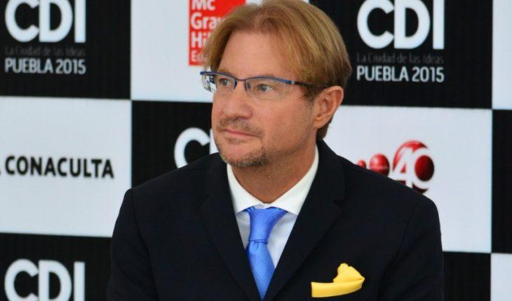 Andrés Roemer recibió 582 mdp de diversos gobiernos para su festival