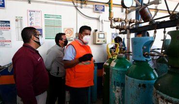 Ayuntamiento aún cuenta con cargas de oxígeno y pruebas covid-19 para población