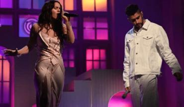 Bad Bunny y Rosalía la rompieron cantando en español en el Saturday Night Live