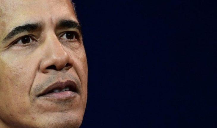 Barack Obama una vez le rompió la nariz a un compañero