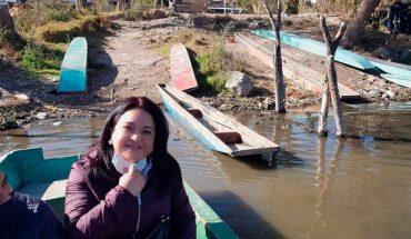 Ciudadanos aportamos diario a la conservación del Lago de Pátzcuaro: Tania Yunuen