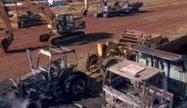 """Confederación de camioneros manifiesta """"decepción por la ineficaz acción de autoridades"""" tras nuevo ataque incendiario que dejó 15 máquinas destruidas"""