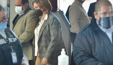 Defensa de Maru Campos, acusada de recibir sobornos, pide suspender audiencia
