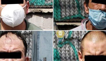 Detienen a cuatro en posesión de 40 kilos de marihuana en la Cuauhtémoc