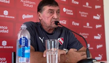 Diego Díaz se disculpó con Falcioni tras el descargo oficial de Independiente