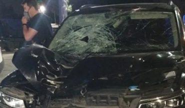 El ex arquero Pablo Cavallero atropelló y mató a un hombre en la ruta 2