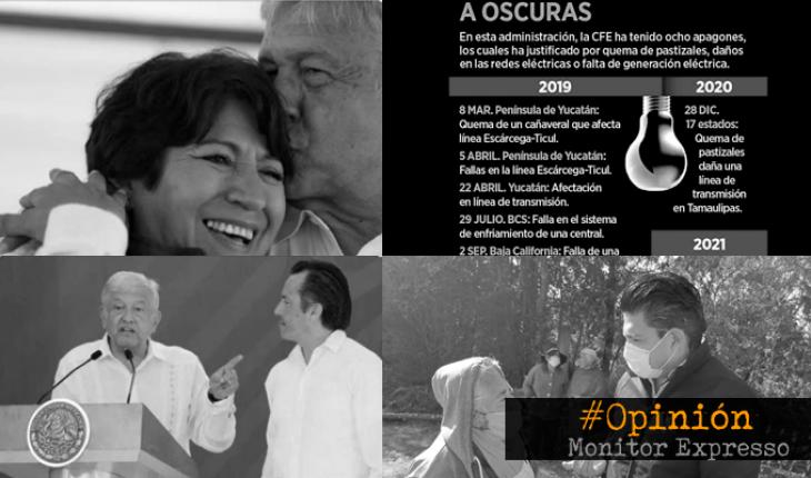 República amorosa: Entre apagones, educación y vacunas – La Opinión de Joel Alejandro Arellano Torres