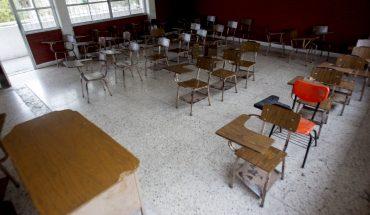 Escuelas particulares anuncian regreso a clases presenciales en marzo