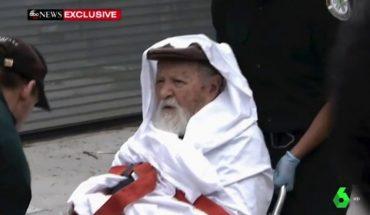 Estados Unidos deportó a un ex guardia nazi de 95 años
